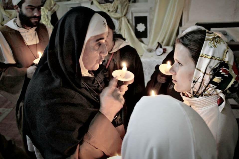 Монахиня с членом фото 617-981
