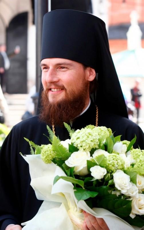 День города в монастыре первого Московского митрополита
