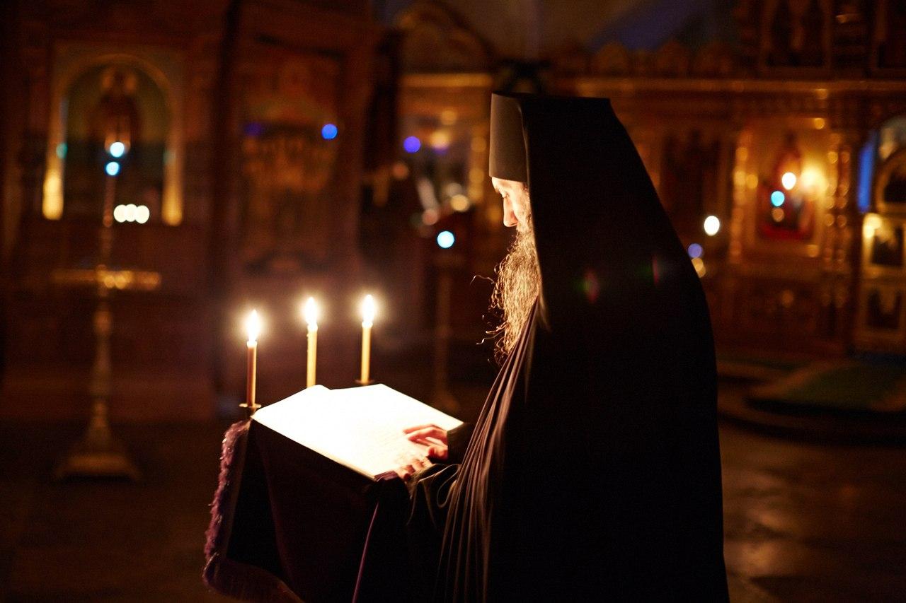 Фото: монах Анастасий