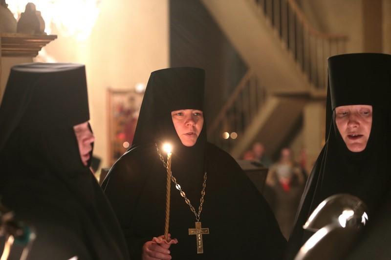Пюхтица: непрерванная традиция женского монашества