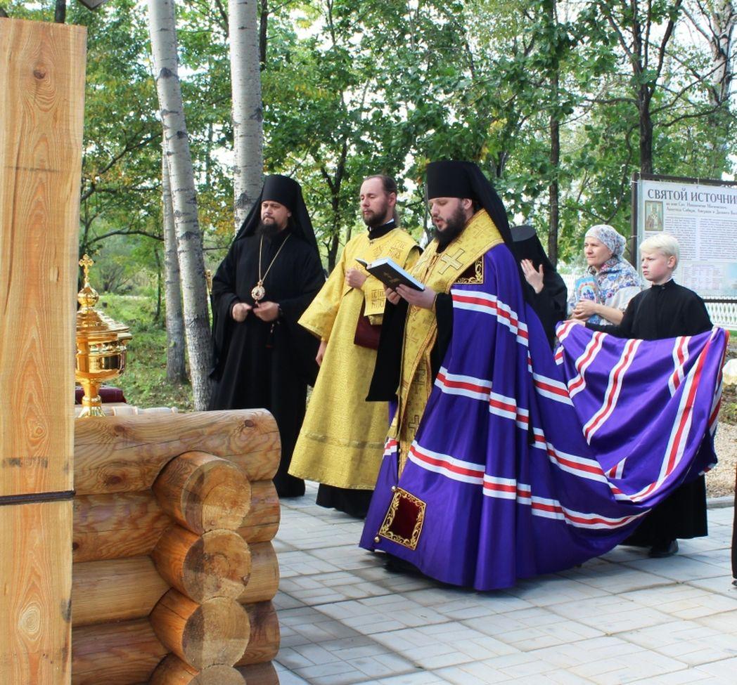 Храмов в честь святителя Иннокентия, митрополита Московского, много, а монастырь пока один