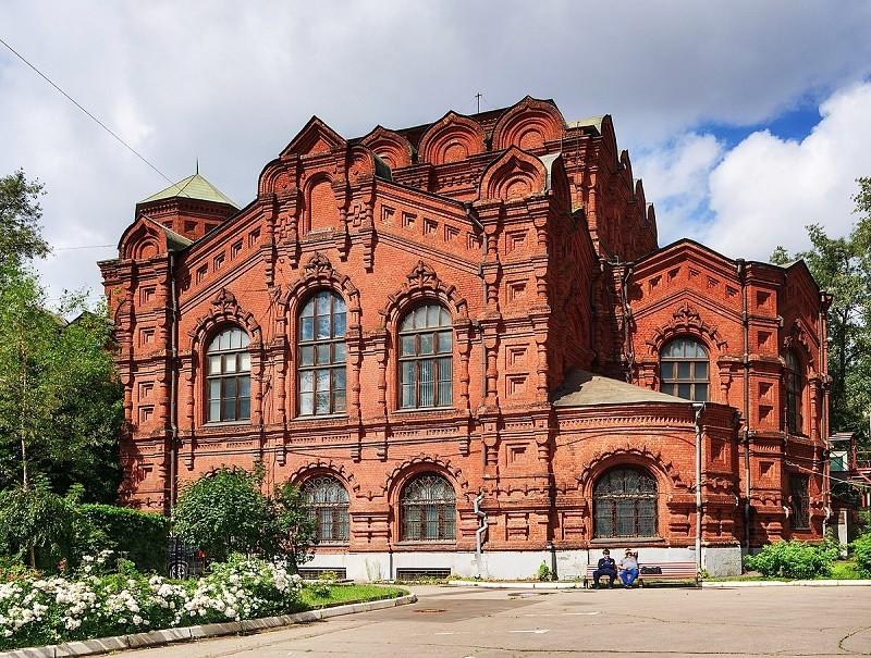Храм Всемилостивого Спаса бывшего Скорбященского монастыря в Москве передан приходу