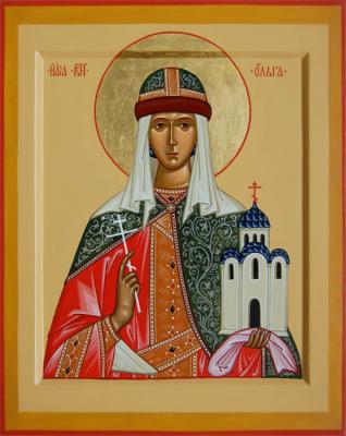 Святая равноапостольная княгиня Ольга / Монастырский вестник
